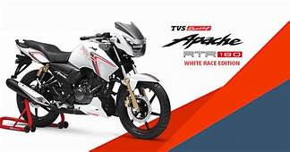 TVS Apache RTR 180 Race Edition Launched Priced At INR
