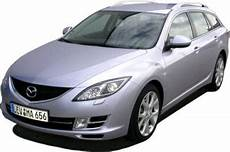 Adac Auto Test Mazda 6 Sport Kombi 2 0 Cd Top