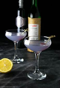 aviation cocktail recipe kitchen swagger