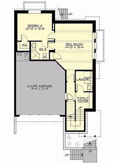 front sloping lot house plans plan 23699jd three story modern house plan designed for