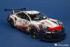2019 S Lego Technic 42096 Porsche 911 Rsr Is 1 500 Pieces
