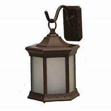 solar outdoor wall mounted lighting outdoor lighting the home depot