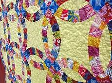 the best double wedding ring quilt tutorial ever