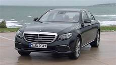 Mercedes 2017 E 220 D Exclusive Trailer