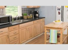 How to Reface Kitchen Cabinets With Self Stick Veneer