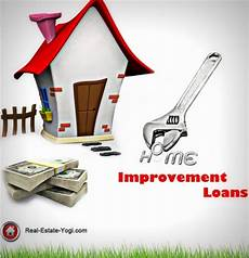 home improvement loan low interest government home improvement loans for