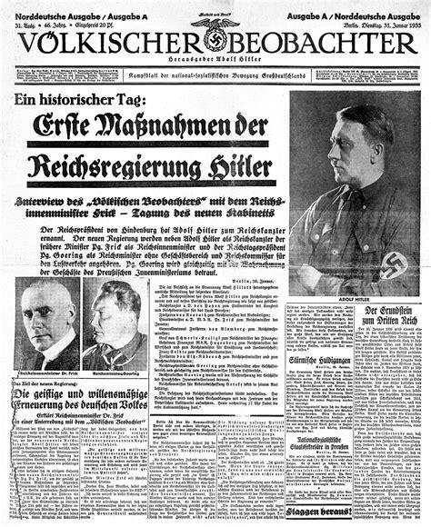 German Newspapers 1920s
