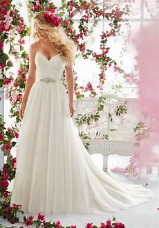 morilee bridal madeline gardner asymmetrically draped bodice with shoestring straps on soft net