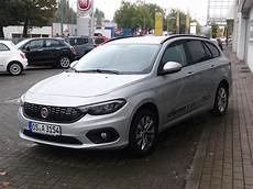 2016 Fiat Tipo Kombi This Wagon Version Is The Third