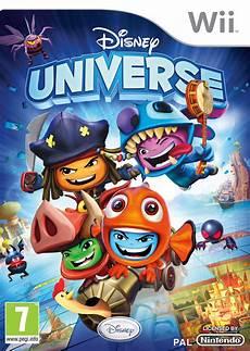 disney universe box shot for wii gamefaqs
