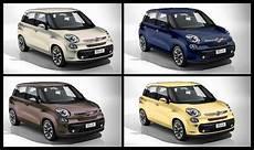 5ooblog Fiat 5oo New Fiat 500 L Ellezero Colors