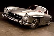 1954 Mercedes 300 Sl Quot Gullwing Quot Doors Closed