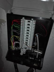 ein kabel apl nicht angeschlossen normal
