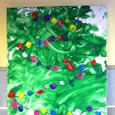 Basteln Kleinkinder Weihnachten - toddler crafts with my littles