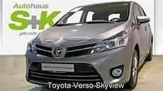 neuer toyota verso 2017 toyota verso 1 8 skyview 084533 bronze metallic quot autohaus