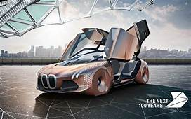 BMW Teams Up With Intel Mobileye To Develop Driverless