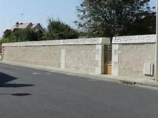 Brunet Pascal Restauration D Un Mur De Cl 244 Ture
