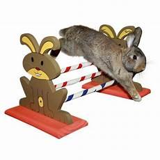 haie pour lapin agility kerbl jouet pour lapin wanimo