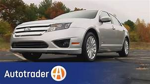 2011 Ford Fusion  Hybrid New Car Review AutoTrader