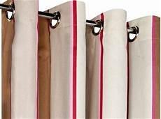 rideaux rayes gris et blanc acheter des rideaux 224 rayures sur mesure rideau rayure