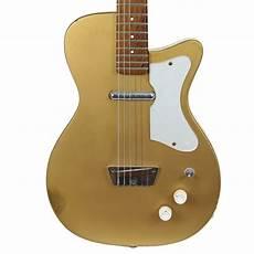 vintage silvertone electric guitars vintage 1960 silvertone model 1415 electric guitar gold reverb