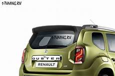 dacia accessoires duster 2010 2017 dacia renault duster exclusive tuning roof