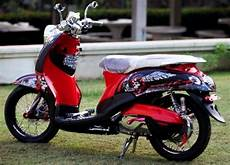 Modif Fino Simple by Foto Modifikasi Motor Yamaha Mio Fino Terbaru Simple Acre