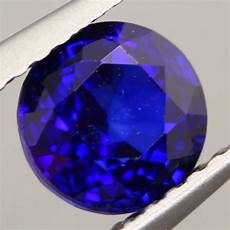 1 20ct natural royal blue sapphire round cut