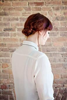 hair sweet hair berlin hair diy low braided bun
