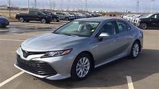 2019 Toyota Camry Le Review