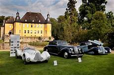 The Cars Of Germany S Classic Days Schloss Dyck