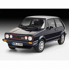 revell quot 35 years vw golf 1 gti pirelli quot 1 24 car model kit
