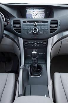 2010 Acura Tsx Interior
