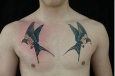bird chest designs ideas and meaning tattoos for you