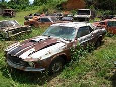 Omg Koleksi Kereta Ford Mustang Terbiar Selepas Pemilik