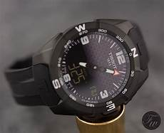 on tissot t touch expert solar review