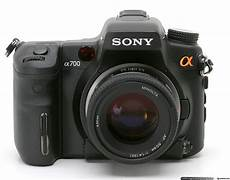 dslr sony sony alpha dslr a700 review digital photography review