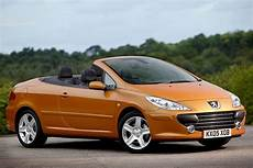 Peugeot 307 Cabrio - peugeot 307 coupe cabriolet from 2003 used prices parkers