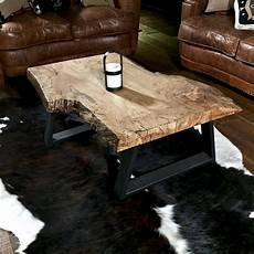 how should a coffee table be rustic modern coffee table live edge burl wood slab