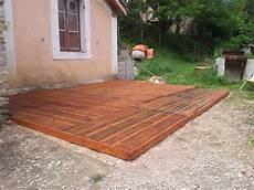 construire une terrasse en palette votre magazine pour le bricolage et le jardinage