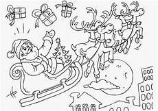ausmalbilder weihnachten schlitten das beste