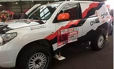 Team Generation 4x4 Racing Rallye Du Maroc