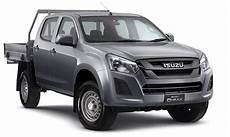 demo 2019 isuzu ute d max sx crew cab chassis high ride