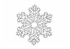 malvorlagen schneesterne coloring and malvorlagan