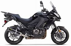 Two Brothers S1r Slip On Exhaust Kawasaki Versys 1000 2015