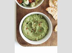 avocado  chive and lemon dip image