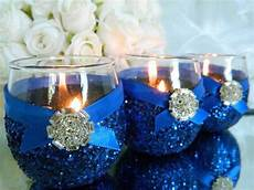 blue and gold candle holders ronin royal prince baby