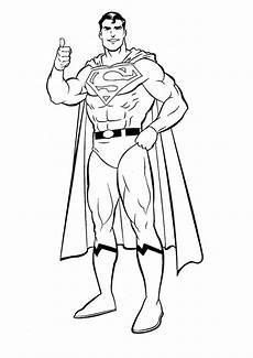 Malvorlagen Superman Drucken Superman 5 Malvorlagen Kostenlos
