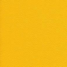 tr 232 s beau simili cuir uni de couleur moutarde tissu de