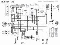 yamaha kodiak 400 wiring diagram auto electrical wiring diagram